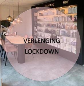 verlenging Lockdown